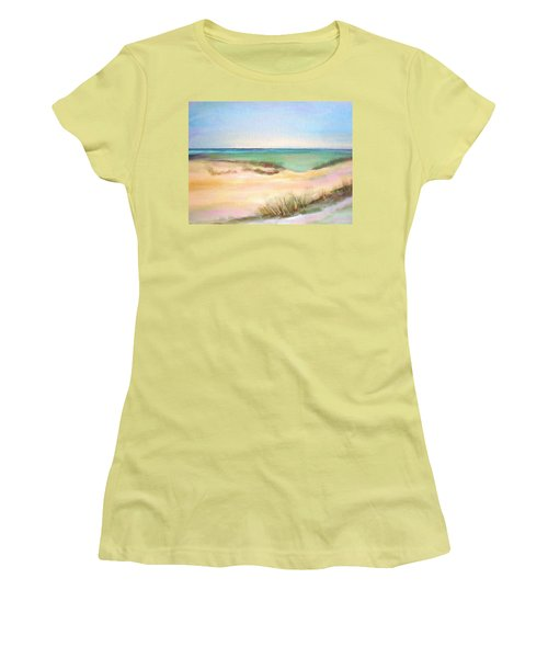 Easy Breezy Women's T-Shirt (Junior Cut) by Patricia Piffath