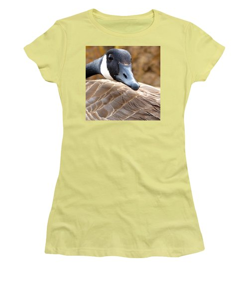 Canadian Goose  Women's T-Shirt (Athletic Fit)