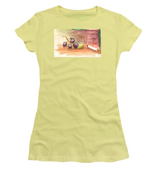 Grapeality Women's T-Shirt (Athletic Fit)