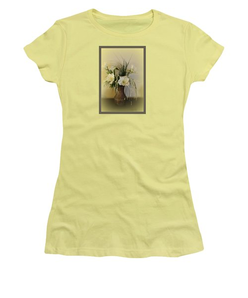 Women's T-Shirt (Junior Cut) featuring the photograph Happiness by Sherri  Of Palm Springs