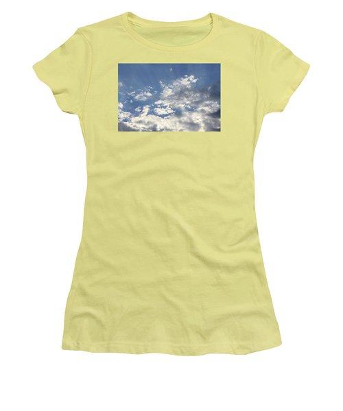 Heavenly Women's T-Shirt (Junior Cut) by Inspired Arts