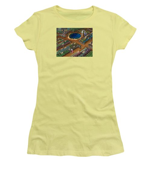 Nursery Time Women's T-Shirt (Athletic Fit)
