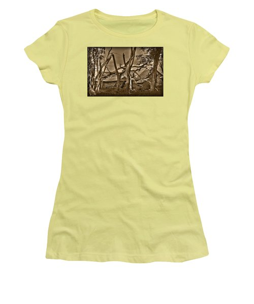 Old Homestead Women's T-Shirt (Athletic Fit)