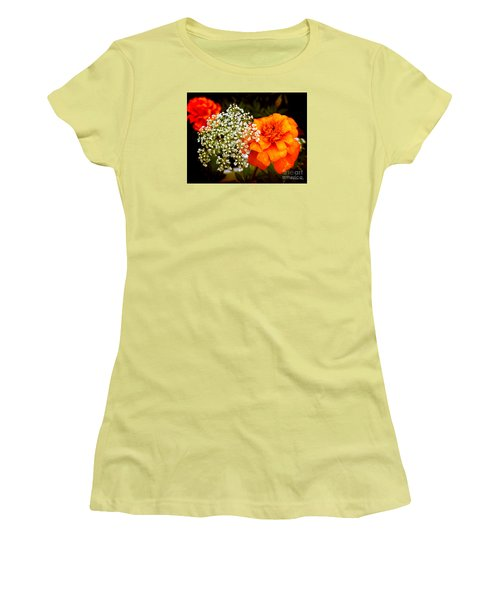 Women's T-Shirt (Junior Cut) featuring the photograph Summer by Milena Ilieva
