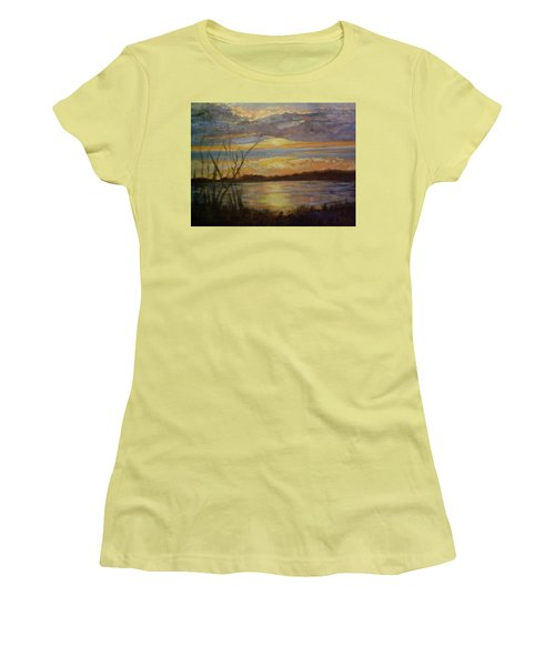 Wetland Women's T-Shirt (Athletic Fit)