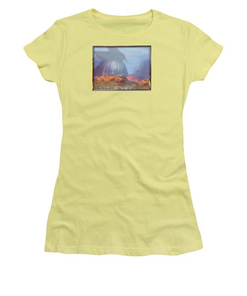 ' Old Fire Eyes Returns ' Women's T-Shirt (Athletic Fit)