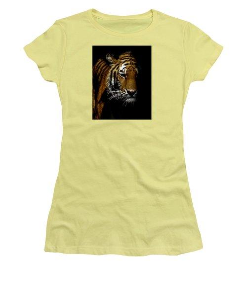 Out Of The Shadows 2 Women's T-Shirt (Junior Cut) by Ernie Echols