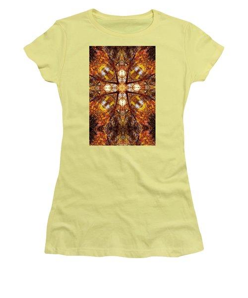 016 Women's T-Shirt (Junior Cut) by Phil Koch