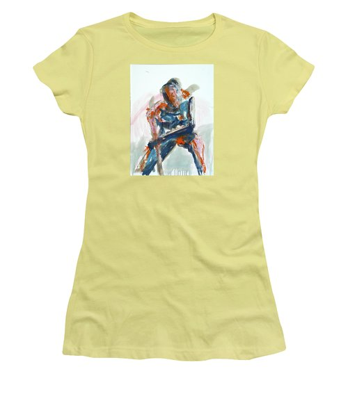 04954 Athlete Women's T-Shirt (Athletic Fit)