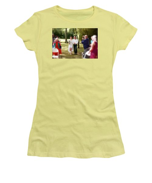 05_21_16_5188 Women's T-Shirt (Junior Cut) by Lawrence Boothby