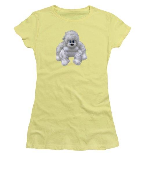 Abominable Women's T-Shirt (Junior Cut) by John Haldane