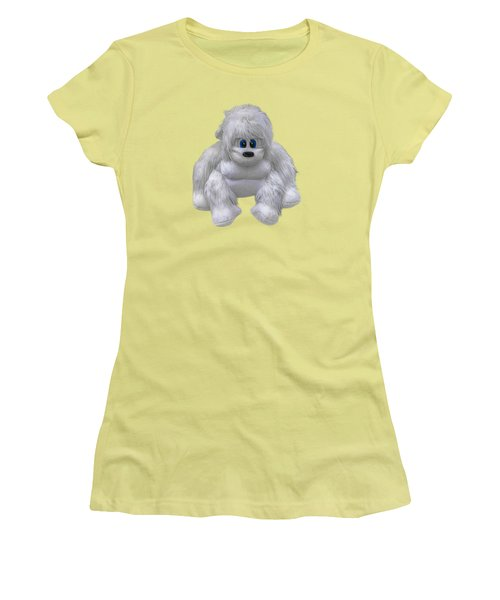Abominable Women's T-Shirt (Athletic Fit)
