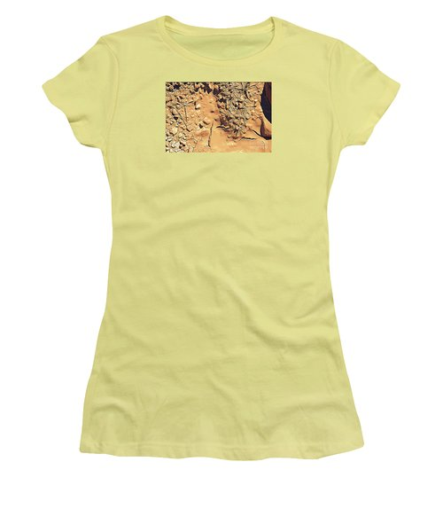 Abstract 4 Women's T-Shirt (Athletic Fit)