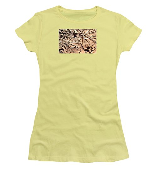 Abstract 6 Women's T-Shirt (Athletic Fit)