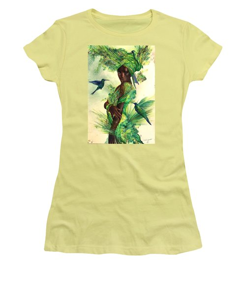 Aja Women's T-Shirt (Athletic Fit)