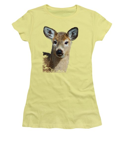 Beauty Women's T-Shirt (Junior Cut) by Diane E Berry