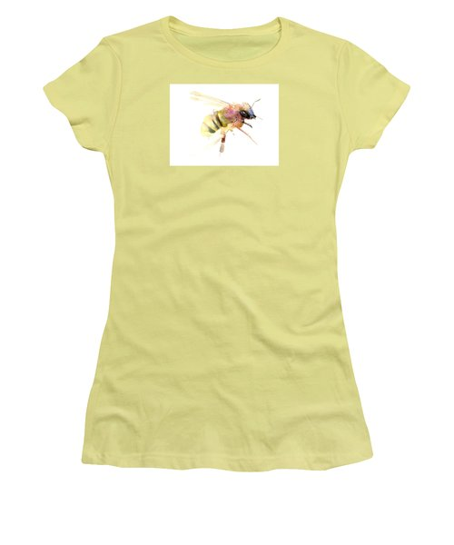 Bee Women's T-Shirt (Junior Cut) by Suren Nersisyan