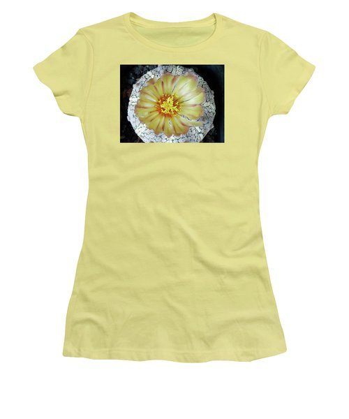 Cactus Flower 2 Women's T-Shirt (Athletic Fit)
