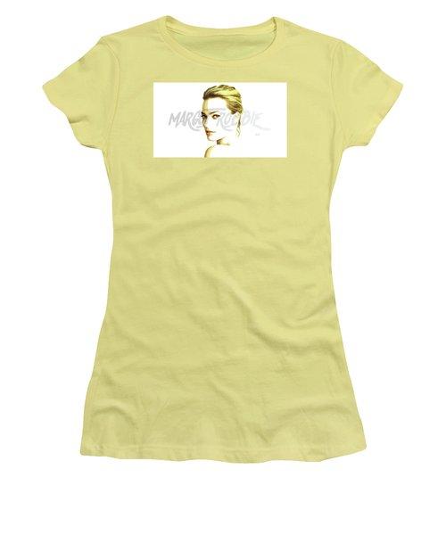 Celebrity Women's T-Shirt (Athletic Fit)