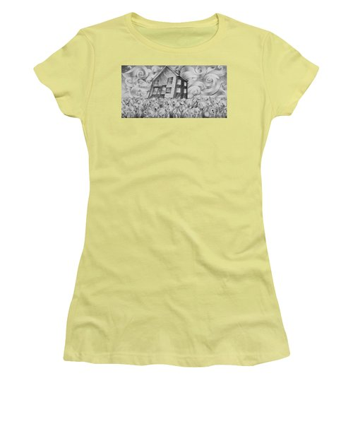Cool Spring Night Women's T-Shirt (Athletic Fit)