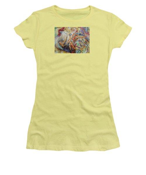 Doodle Do Women's T-Shirt (Athletic Fit)