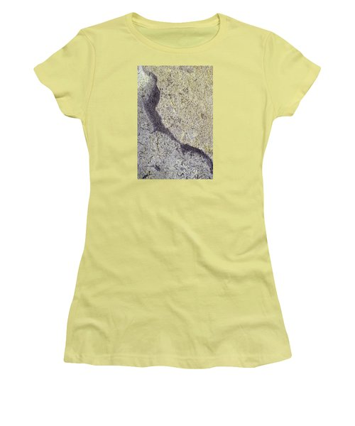 Earth Portrait 009 Women's T-Shirt (Athletic Fit)