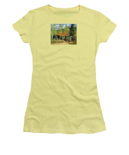 Fawnbrook Inn Women's T-Shirt (Athletic Fit)