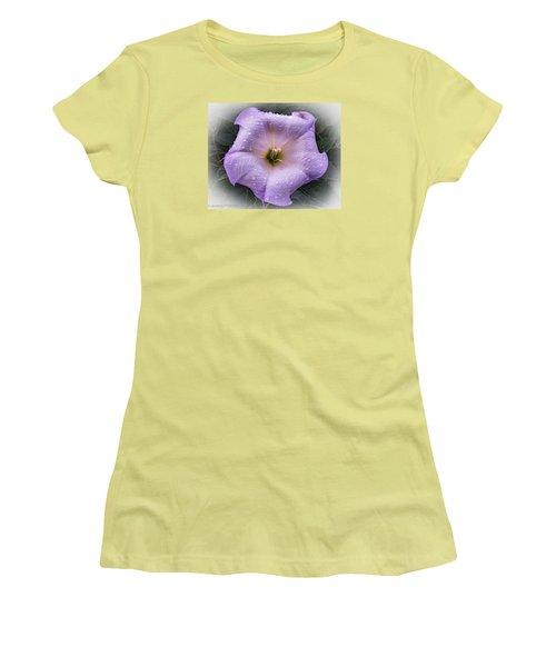 Freshly Showered Women's T-Shirt (Junior Cut) by Jeremy McKay