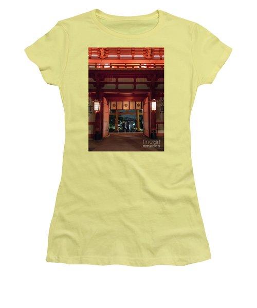 Fushimi Inari Taisha, Kyoto Japan Women's T-Shirt (Athletic Fit)