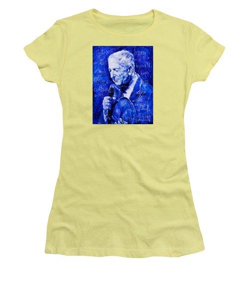Going Home Women's T-Shirt (Junior Cut) by Igor Postash