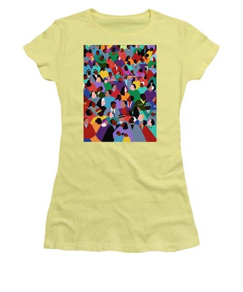 How Long Not Long Women's T-Shirt (Athletic Fit)