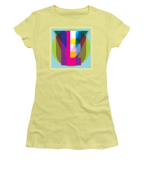I Love You Women's T-Shirt (Junior Cut)
