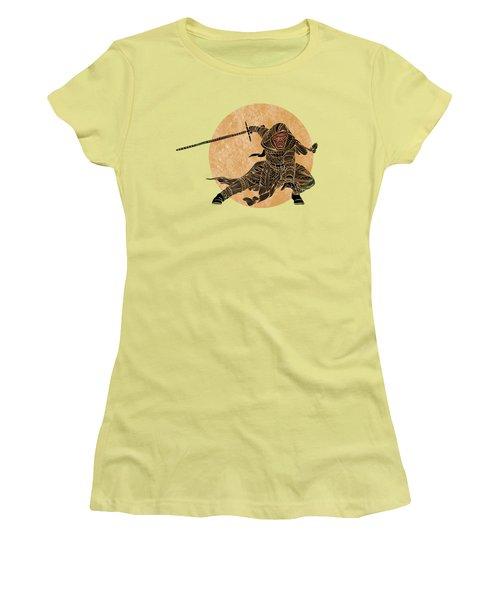 Kylo Ren - Star Wars Art Women's T-Shirt (Athletic Fit)