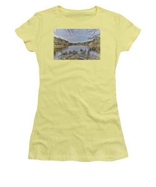 Lakeview Women's T-Shirt (Athletic Fit)