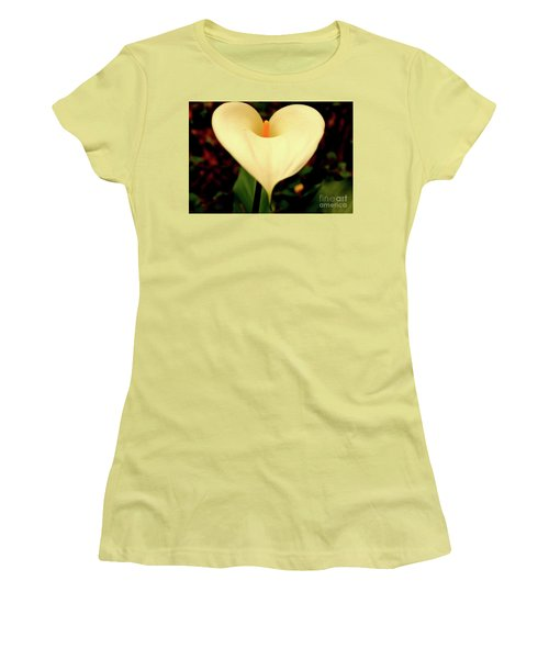 Lily Of The Valley Women's T-Shirt (Junior Cut) by Cassandra Buckley