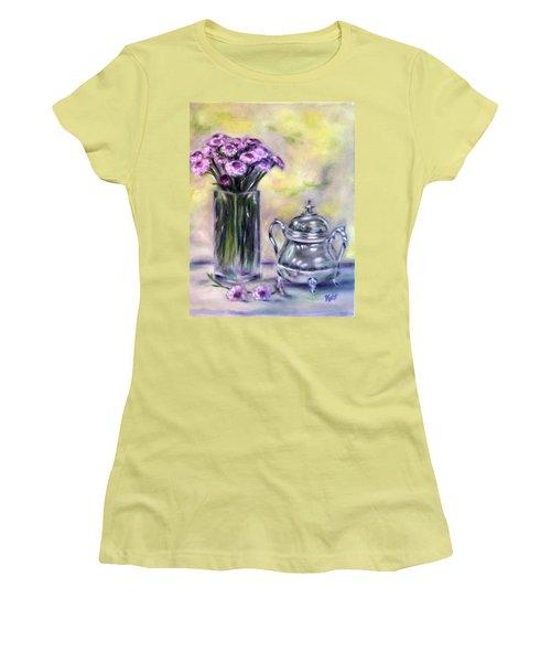 Morning Splendor Women's T-Shirt (Athletic Fit)