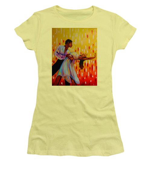 My Love Women's T-Shirt (Junior Cut) by Emery Franklin