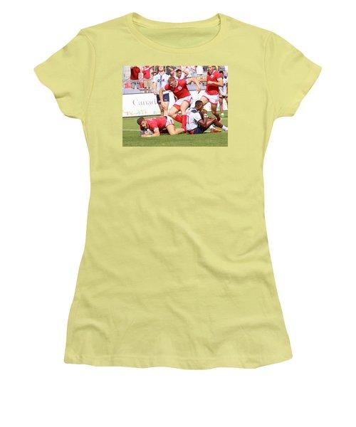 Pamam Games Mens' 7's Women's T-Shirt (Athletic Fit)