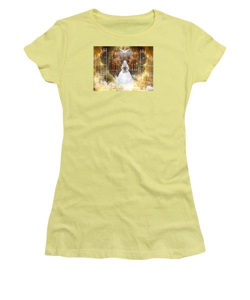 Pure Bride Women's T-Shirt (Athletic Fit)