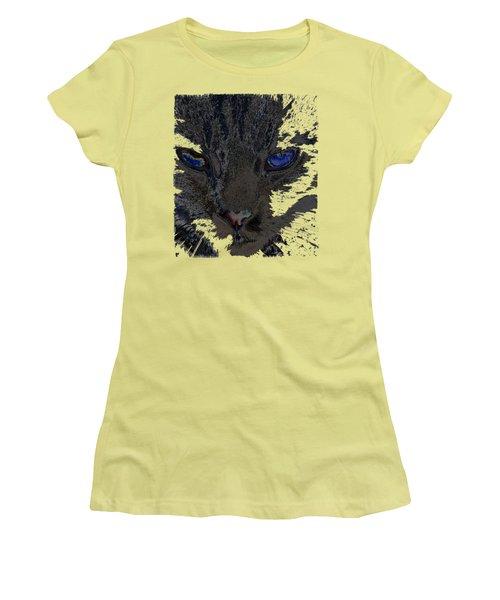 See You 2 Women's T-Shirt (Junior Cut) by Vesna Martinjak