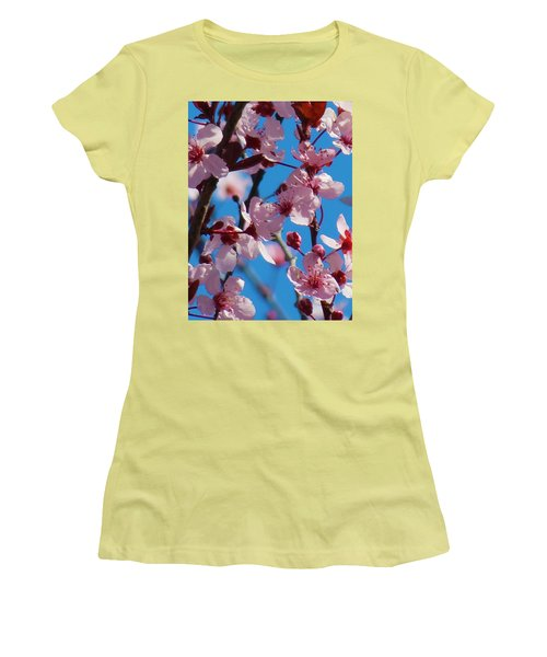 Spring Is Here Women's T-Shirt (Athletic Fit)