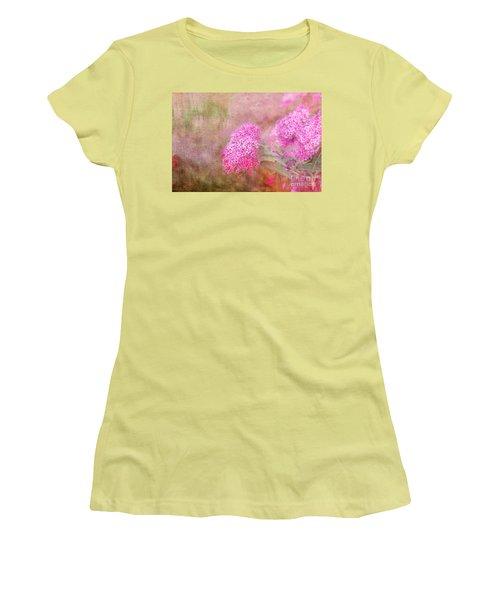 Springtime Women's T-Shirt (Junior Cut) by Betty LaRue