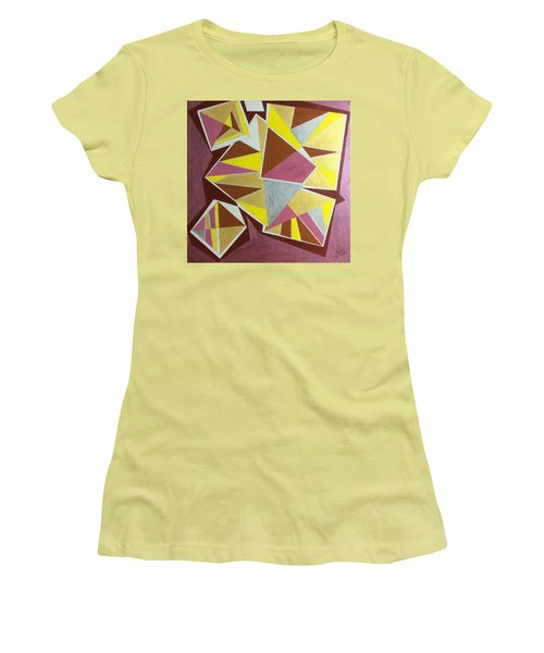 Summer Women's T-Shirt (Junior Cut) by Hang Ho