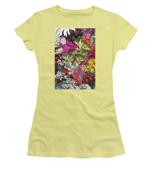 Summer Still Life Women's T-Shirt (Athletic Fit)