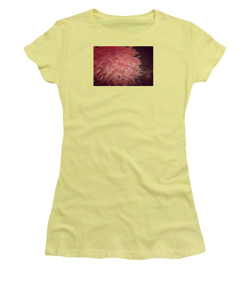 The Promise Of Love Women's T-Shirt (Junior Cut) by The Art Of Marilyn Ridoutt-Greene
