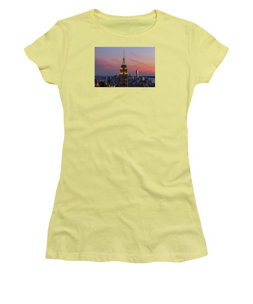 The View Women's T-Shirt (Athletic Fit)