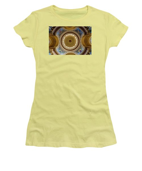 Under The Dome Women's T-Shirt (Athletic Fit)