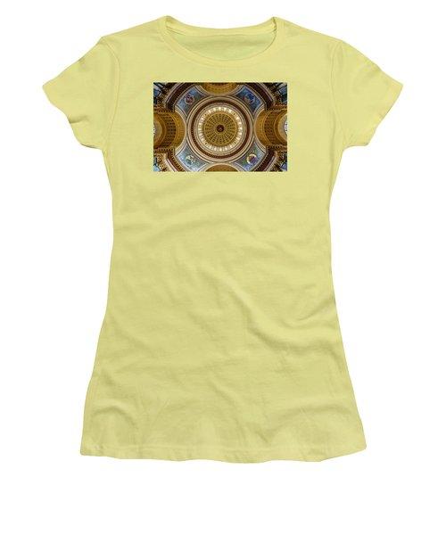 Under The Dome Women's T-Shirt (Junior Cut)
