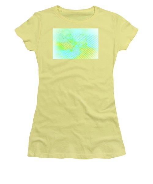 Vacation Denied Women's T-Shirt (Junior Cut) by Glenn Gemmell
