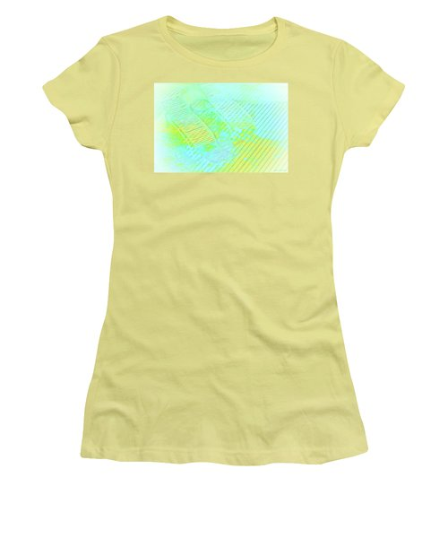 Vacation Denied Women's T-Shirt (Athletic Fit)